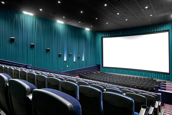 movie theater 13 About