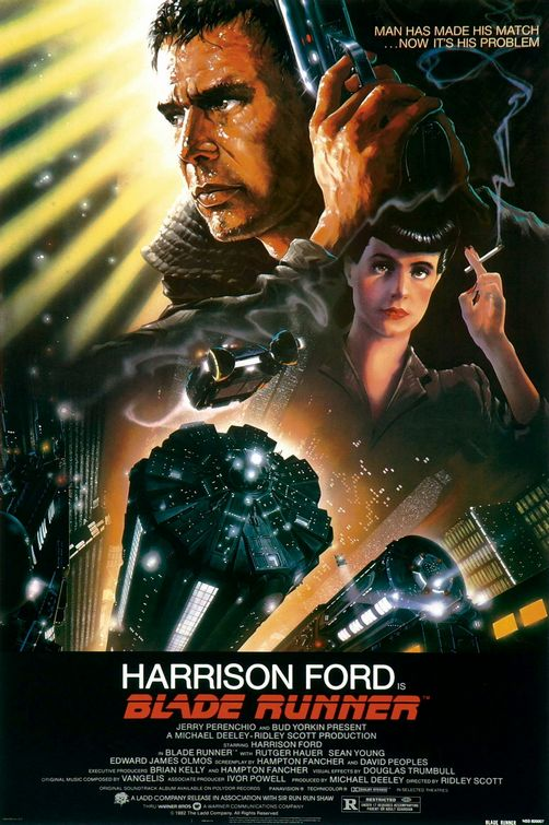 blade runner Ridley Scott returns to direct new Blade Runner movie